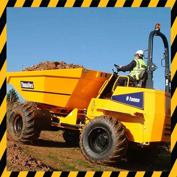 Dumper Courses - Plant Training School