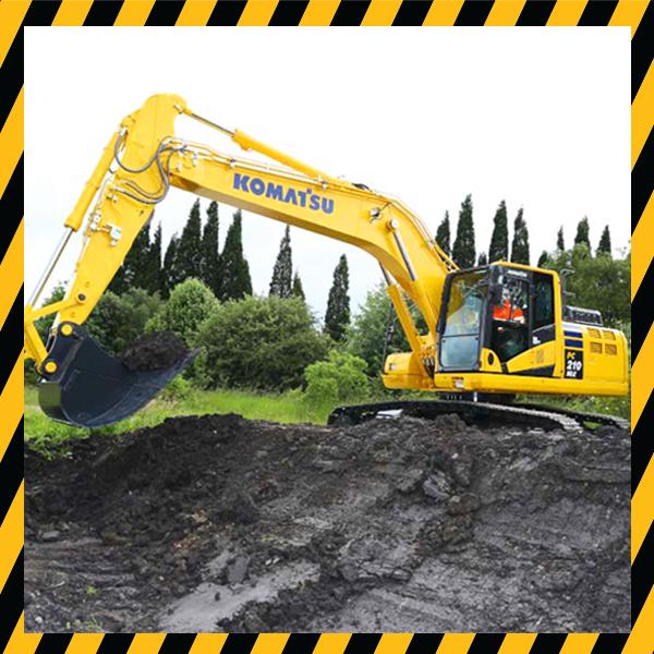 Excavator Courses
