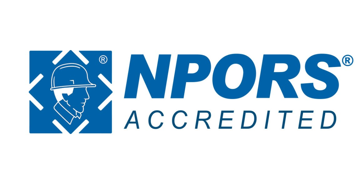 NPORS Courses accredited