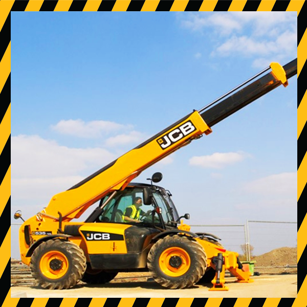 Telehandler Courses - Plant Training School