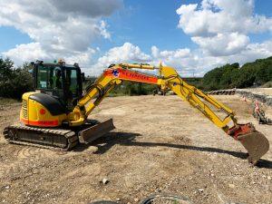 360 Excavator course (below 10 ton)