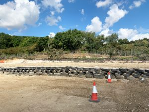 Digger training in Kent