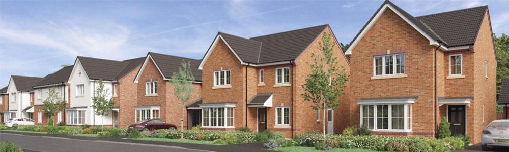 New build homes - help to buy scheme