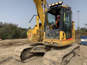 Excavator 360 Training