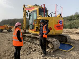 NPORS N202 360 Excavator course (above 10 ton)
