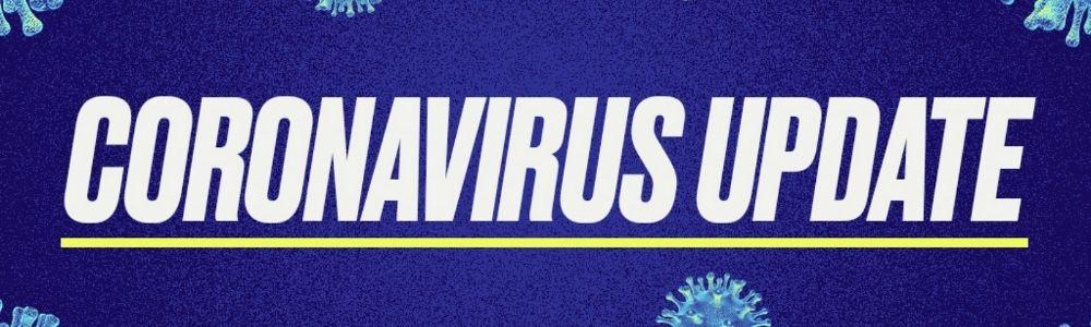 health and safety - coronavirus update